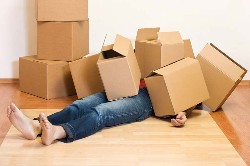 Переезд в новую квартиру: как организовать правильно?