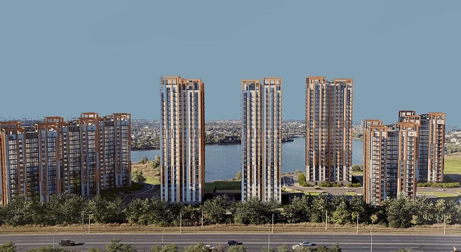 Продажа 1к квартиры в ЖК Оазис