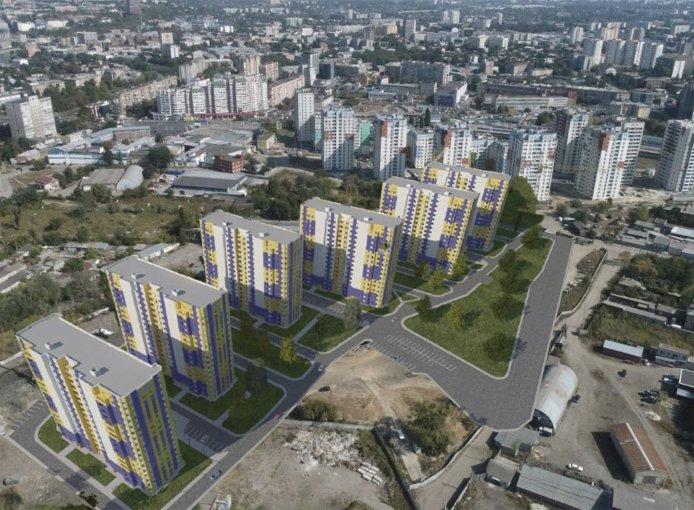 Продажа 1к квартиры в ЖК Левада-2